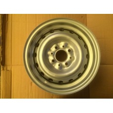 Диск колесный 2103 13*, штампованный, серебристый