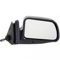 Зеркало боковое 2105 /белое, антиблик, правое/ в шагреневом корпусе / Политех/ 1 шт/