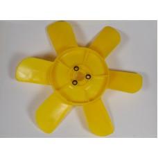 Вентилятор охлаждения радиатора 2121 6-ти лопастной /крыльчатка/