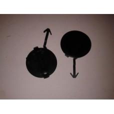 Заглушка переднего бампера буксировочного отверстия 21704