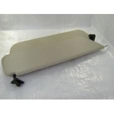 Козырьки солнцезащитные 2106к-т 2 шт, мягкие,цвет серый