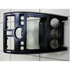 Накладка консоли панели приборов 2170 /цвет черный/