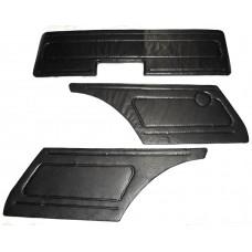 Обивка багажника 2104/кожзаменитель/ 3 части /
