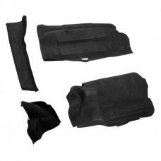 Обивка багажника 2106 /ворс/ (4 части).