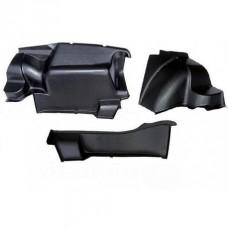 Обивка багажника 2107/пластмасса/ (3части)