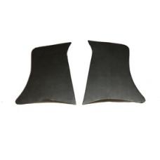 Обивка боковины 2101-07 /ДВП/ (вставка в ноги, кожзаменитель) /к- т 2 шт/.