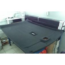 Обивка крыши внутренняя 21099 / цвет черный/ жесткая/