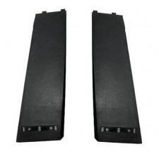Обивка центральной стойки 2108/к-т 2 шт/ наружняя/ правая, левая/ цвет черный/
