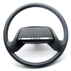 Колесо рулевое 2110 с включателем сигнала и облицовкой/Руль/ / 1 шт/