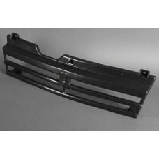 Решетка облицовки радиатора 21093 /цвет черный/ 1 шт/